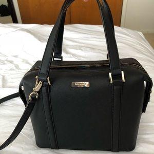 Kate spade black crossbody purse